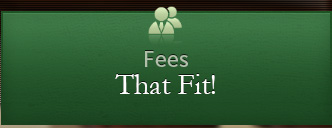 Fees That Fit!